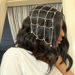 Free people Star chain  head dress